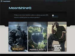 MoonShineQ - Online herní portál